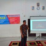Prodi Sistem Informasi gelar Seminar menuju era revolusi Industri 4.0