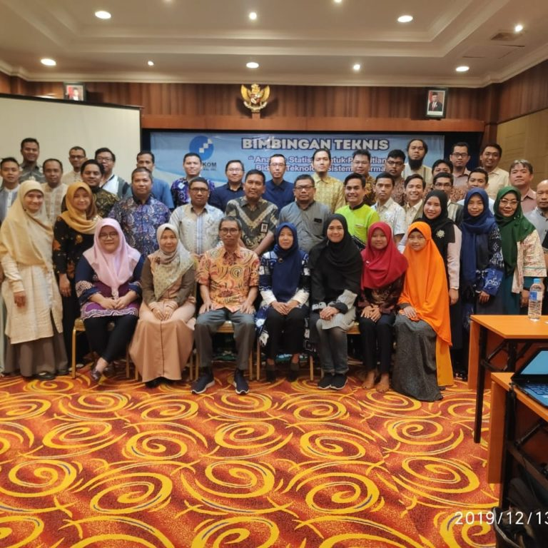 Bimbingan Teknis Dosen-Dosen Ilmu Komputer Dan Informatika Kalsel bersama APTIKOM Wilayah Kalsel